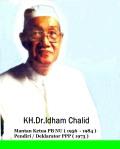 DR.KH.Idham Chalid